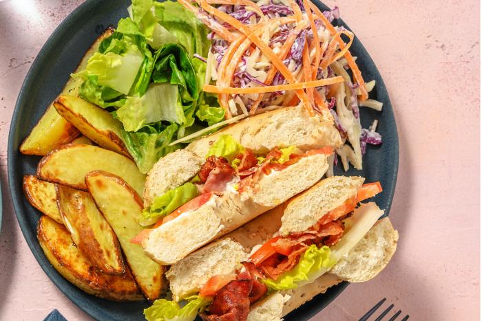 Sandwichs BLT