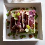 Veau des Pyrénées et thon de Méditerranée